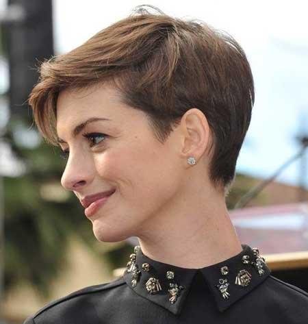 Short Hair Celebrity