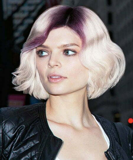 Short Hair Color 2014