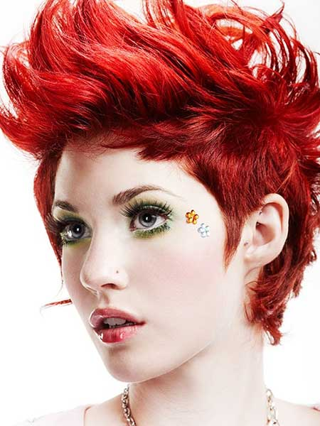Short Hair Color Ideas_15