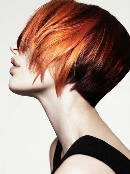 Short Hair Color Ideas_19