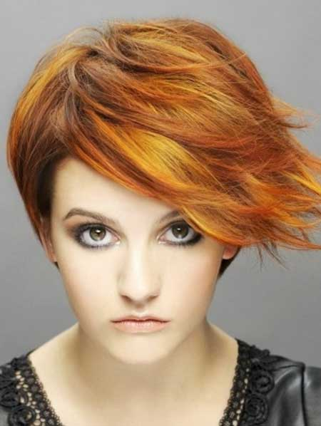 Short Hair Color Ideas_2