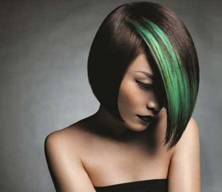 35 short hair color ideas