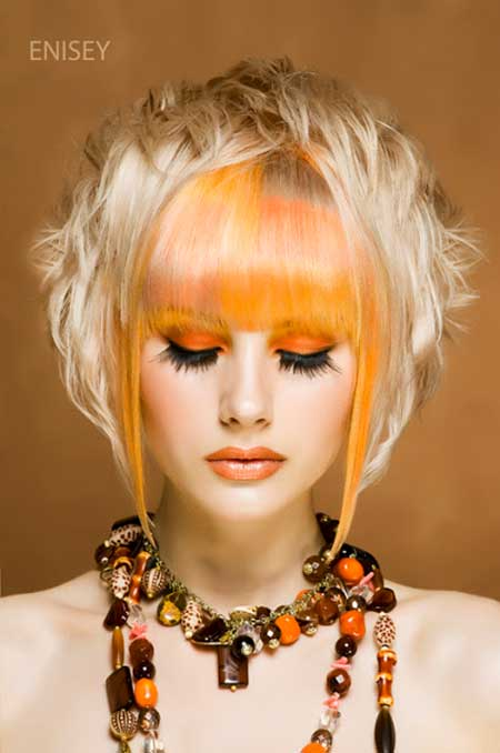 Short Hair Color Ideas_5