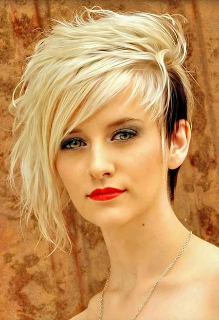 Short Hair Color Ideas_7
