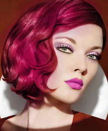 Short Hair Color Ideas_8