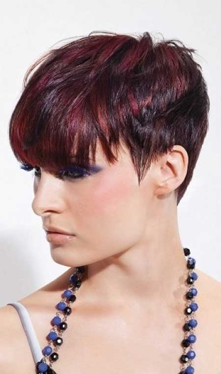 Short Hair Color Trends_12
