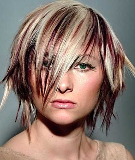 Short Hair Color Trends_14