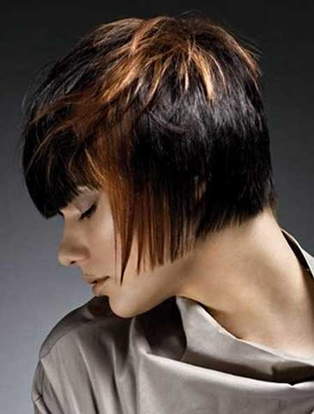 Short Hair Color Trends_17