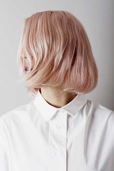 Short Hair Color Trends_25