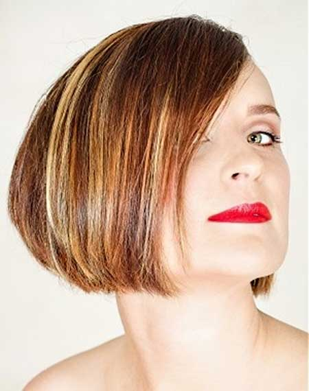 Short Hair Color Trends_30