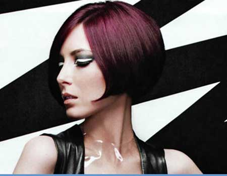 Short Hair Color Trends_4