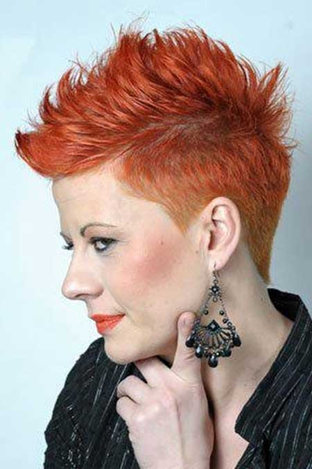 Short Hair Color Trends_5