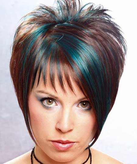 Short Hair Color Trends_6