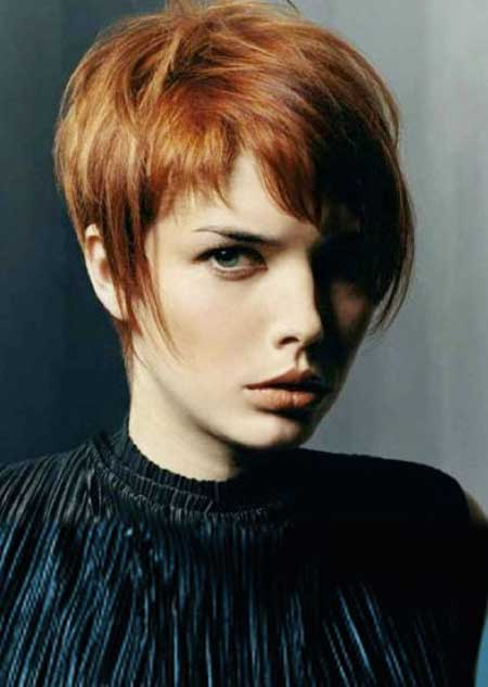 Short Hair Color Trends_7