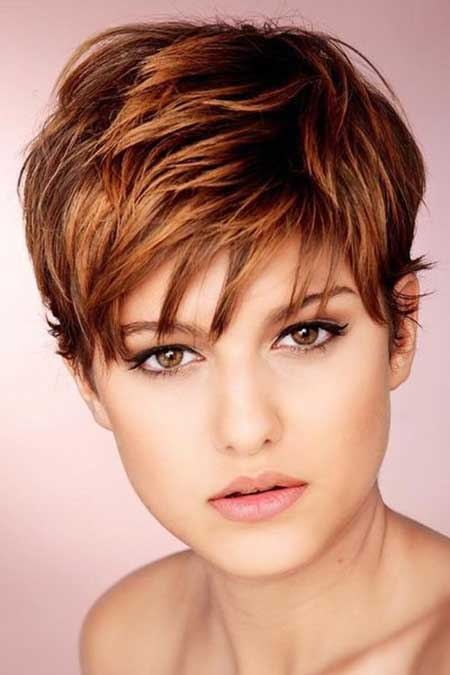 Short Hair Color Trends_9