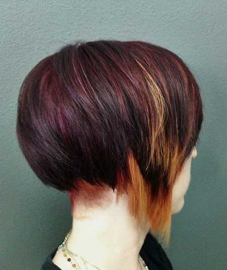 Short Hair Colors 2014 2015 Short Hairstyles 2018 2019