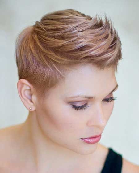 New Trendy Hair Color Short Haircuts For Straight Hair