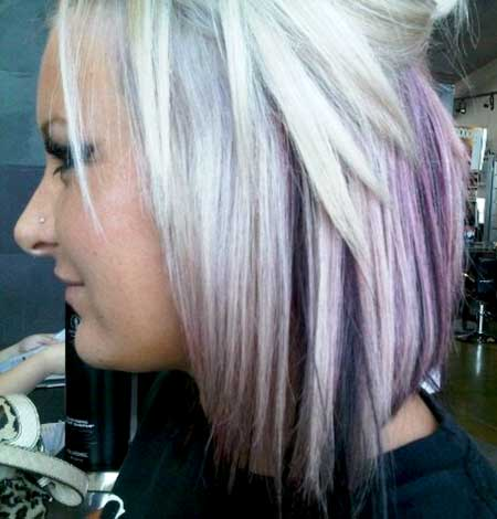 Enjoyable Short Hair Colors 2014 2015 Short Hairstyles 2016 2017 Most Hairstyles For Women Draintrainus