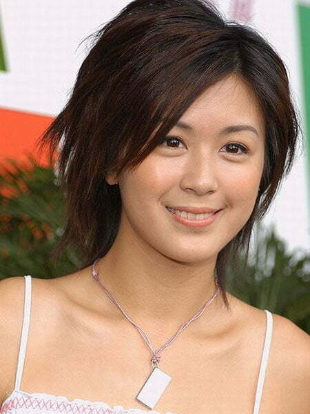 Short Hair Cutes