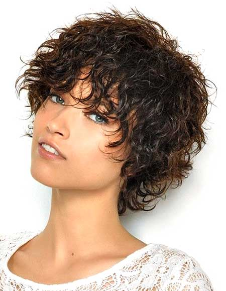 Short Hair For Curly Hair