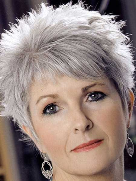 Fine 25 Short Hairstyles For Older Women Short Hairstyles 2016 2017 Short Hairstyles Gunalazisus