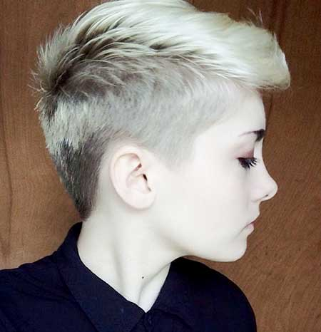 Remarkable Short Haircuts For Girls 2014 2015 Short Hairstyles 2016 Hairstyles For Men Maxibearus