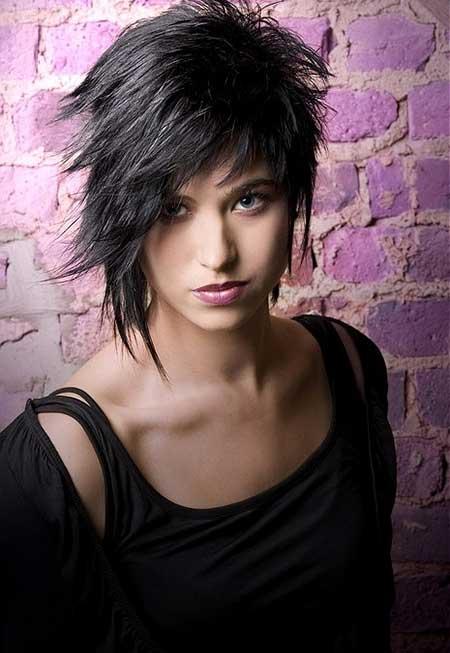 Short Hair Styles for Girls_18