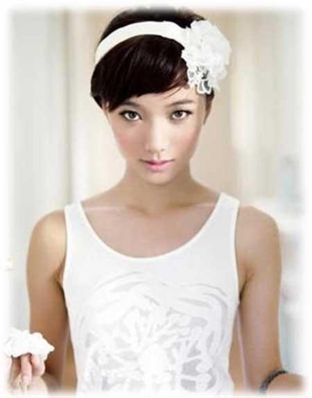 Short Hair Wedding Hairstyles