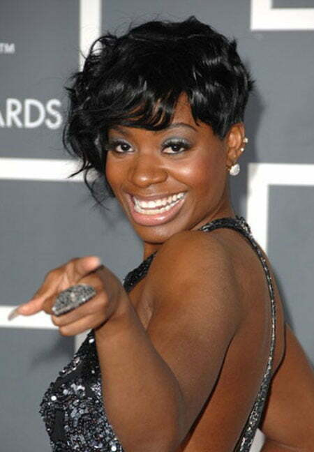 Nice Short Hairstyles For Black Women Short Hairstyles