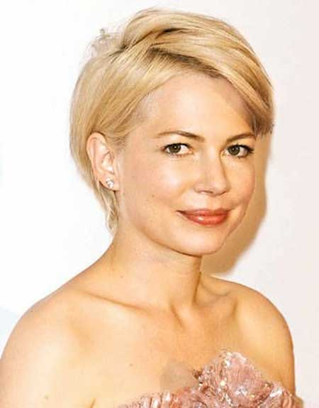 Fabulous 30 Best Short Hairstyles For Round Faces Short Hairstyles 2016 Short Hairstyles Gunalazisus
