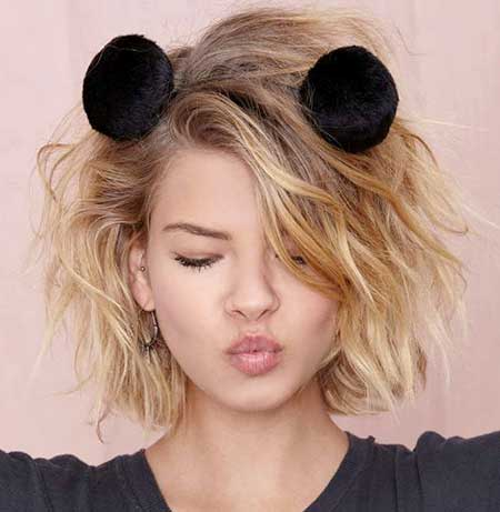 Remarkable Short Wavy Hairstyles 2014 2015 Short Hairstyles 2016 2017 Hairstyles For Men Maxibearus