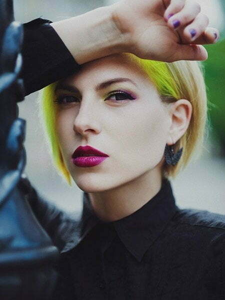 Short Haircuts and Color Ideas_10