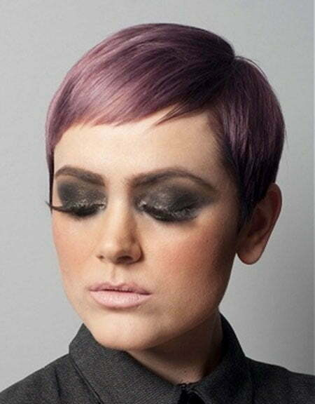 Short Haircuts and Color Ideas_17