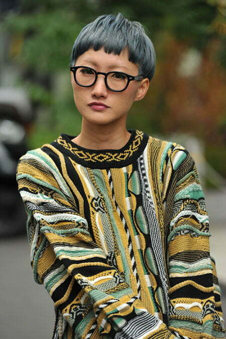 Short Haircuts and Color Ideas_18