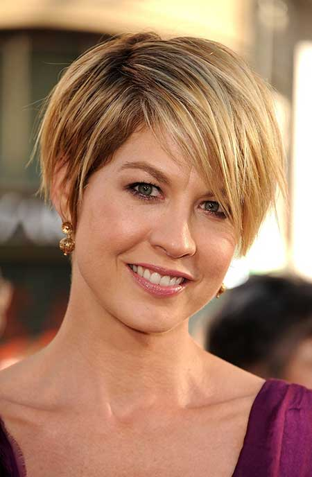 Short Haircuts for Straight Hair