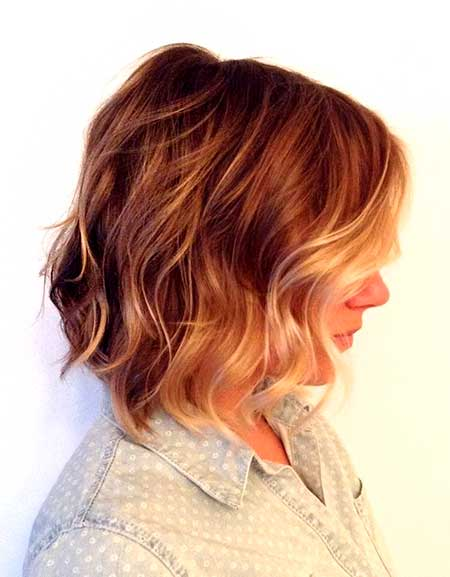 Short Haircuts for Wavy Hair 2014 - 2015_15