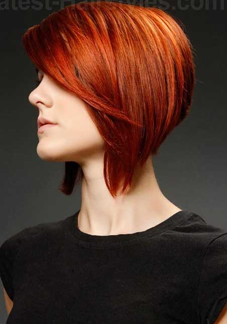 30 Short Haircuts With Color