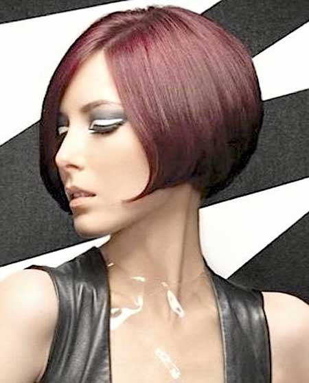 Short Haircuts with Color_5