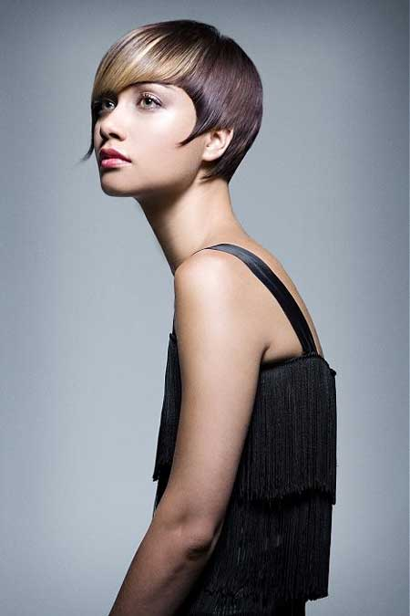 Short Haircuts with Color_9
