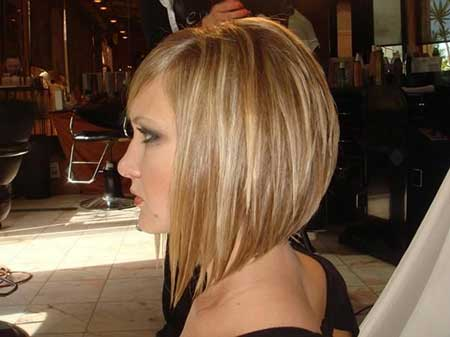 25 Short Blonde Haircuts For 2014