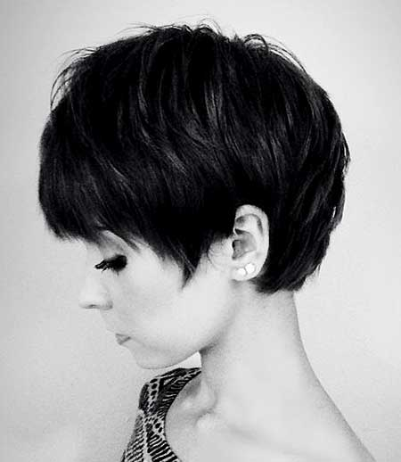 Short Hairstyles 2014 for Fine Hair