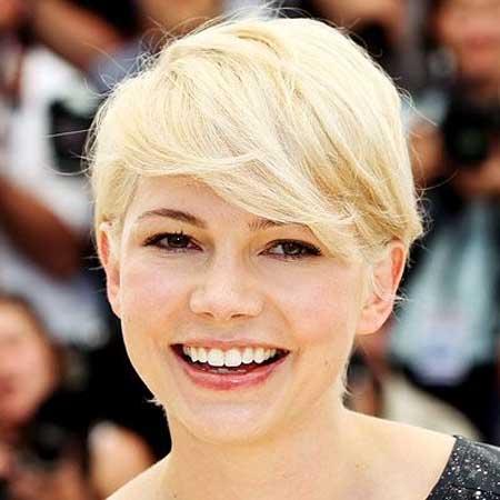 Short Hairstyles Celebrities