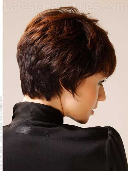 Short Hairstyles Wavy Hair