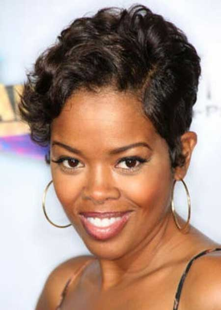 Short Hairstyles for Black Women 2013 – 2014_15