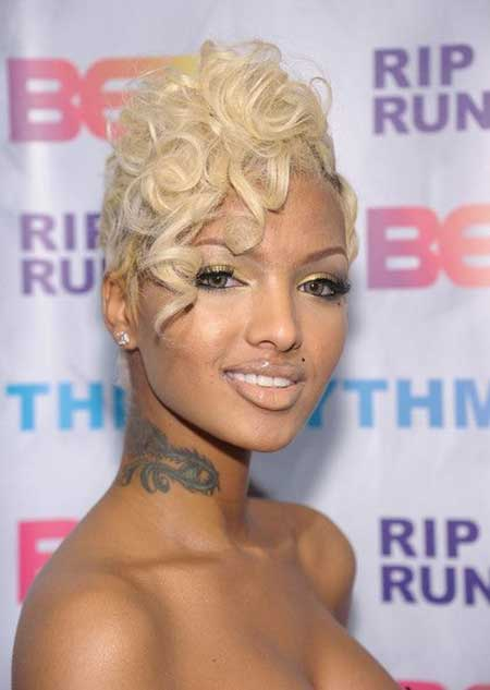 Short Hairstyles for Black Women 2013 – 2014_17
