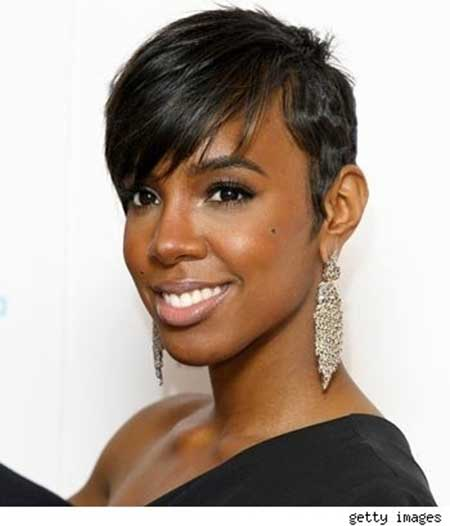 Short Hairstyles for Black Women 2013 – 2014_22