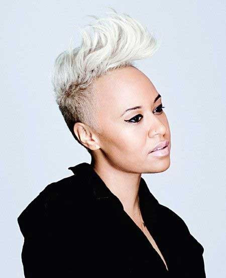 Short Hairstyles for Black Women 2013 – 2014_24