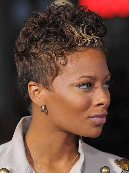 Short Hairstyles for Black Women 2013 – 2014_25
