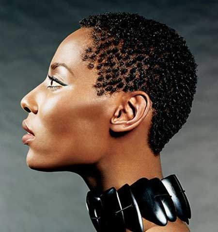 Short Hairstyles for Black Women 2013 – 2014_3