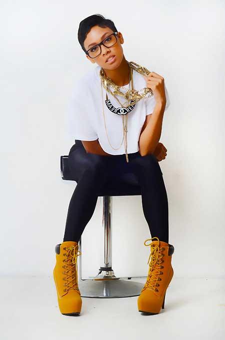 Short Hairstyles For Black Women 2013 2014 Short